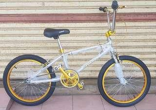 Gomax Chrome BMX 20Inch
