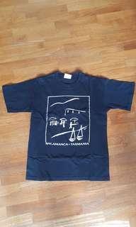 Dark blue Salamanca/Tasmania T-shirt (Unisex)