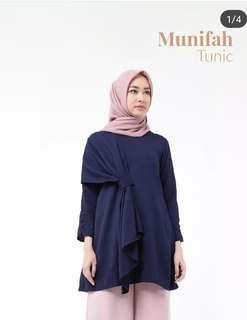 Munifah Tunic by Heaven Sent