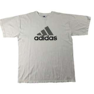 Adidas Spellout // Vintage / XLarge