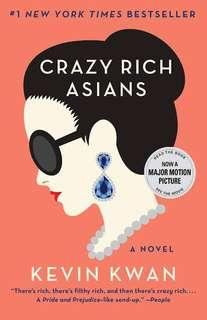 E-BOOK CRAZY RICH ASIAN KEVIN KWAN