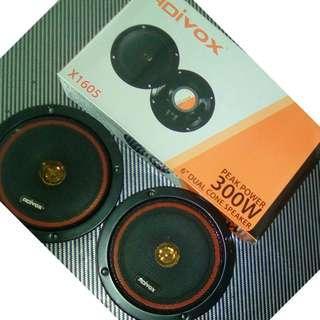 ADIVOX SPEAKER PINTU 6 INCHI 300WATT