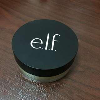 elf HD Loose Powder