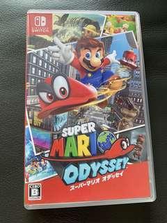 💫Switch Mario Odyssey 💫