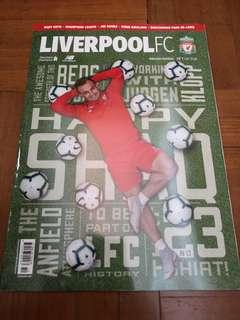 Liverpool Official Monthly Magazine