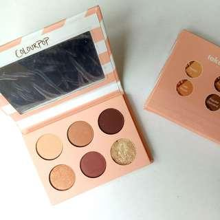 READY STOCK COLORPOP TAKE ME HOME PALETTE *DEFECT*