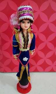 Traditional Chinese Doll