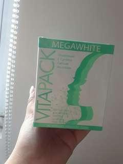 Megawhite Vitapack (2 boxes)