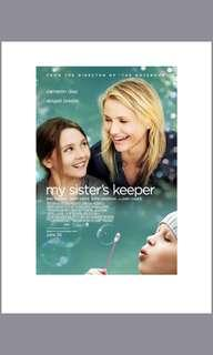 EBOOK my sister's keeper by jodi picoult