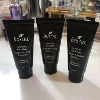 Boscia Luminizing Black Mask 30g/ 1oz free shipping