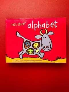 Let's start Alphabet