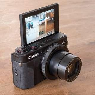 URGENT: Looking for: Canon G7X Mark II (FOR RENT ONLY)