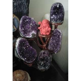 Crystal Slabs Set