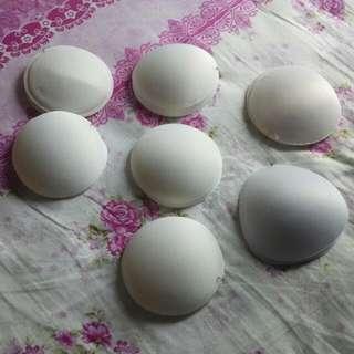 胸圍墊      bra pad      ($4 per pad)
