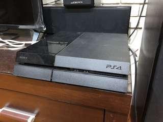 🚚 PS4 500GB 9.5新含盒子