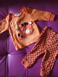 Baby sleep wear