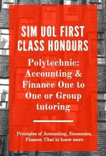 POLYTECHNIC FIRST CLASS HONOURS