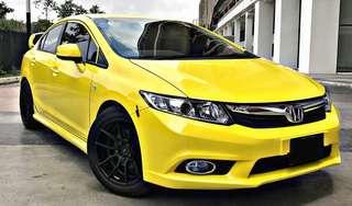 """SAMBUNG BAYAR/CONTINUE LOAN  HONDA FB 1.8 AUTO NICE 17"""" ADV.1 RIM"""