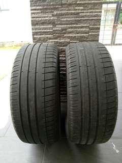 Tayar Second (Michelin)