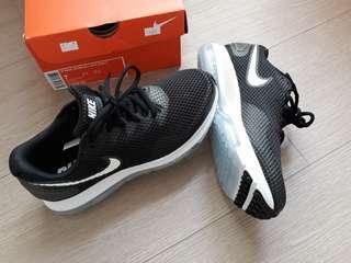 🚚 全新正品 NIKE zoom all out low 2 黑色冰底全氣墊慢跑運動鞋 AJ 003 6003