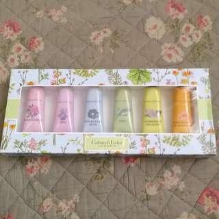 Crabtree & Evelyn Gift Set 6pc Hand Therapy
