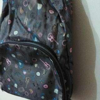 Like New Tas Taiwan Foldable Bag Backpack