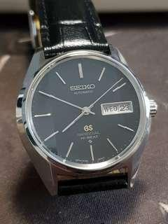 Grand Seiko Special 6156-8010 with 3 sided cut glass