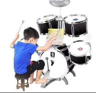 (連櫈)打鼓套裝 敲擊樂 訓練協調必備