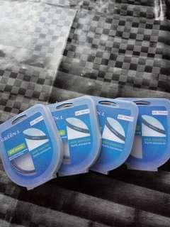 Combo  uv filter lens cap and lenspen