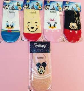 Disney Daisy, Donald And Marie Ankle Socks 35-42EUR