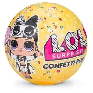 Lol Surprise Confetti Pop Ball (ORIGINAL)