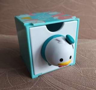 7-11 七十一 711 百變收納BOX Donald Duck唐老鴨 收納盒 TSUM TSUM公仔