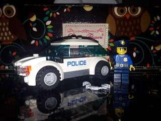 Original Lego Police set