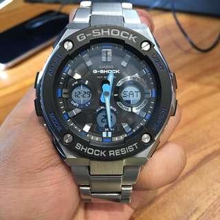 Jam G-Shock G-Steel GST S100D 1A2