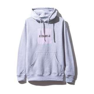 Antisocial hoodies authentic