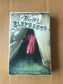 Water for Elephants (retail $128, excellent condition)