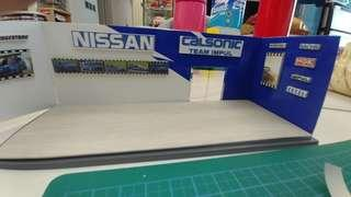 Calsonic display box 車仔展示盒