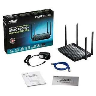 ASUS Dual-Band Router RT-AC1200G+ Wireless - AC1200