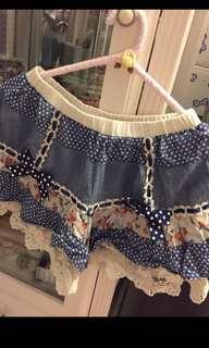 🍒Niccolo Cheraine pretty lace skirt