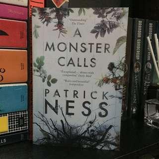 A Monster Calls (Patrick Ness)