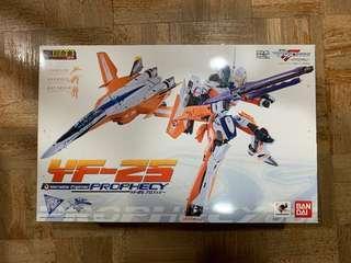 Macross Dx Chogokin YF-25 Prophecy