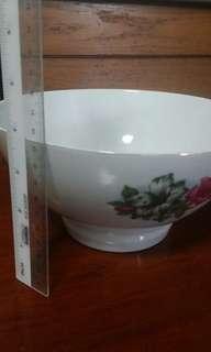 Vintage bowl bunga kang kong