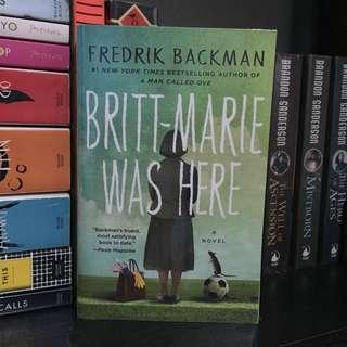 Britt-Marie Was Here (Fredrik Backman)