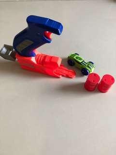 Nerf Nitro Throttleshot by Hasbro