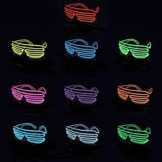 Party LED Glasses