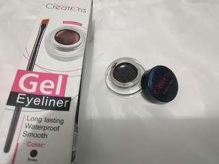 Beauty creations gel eyeliner dark brown