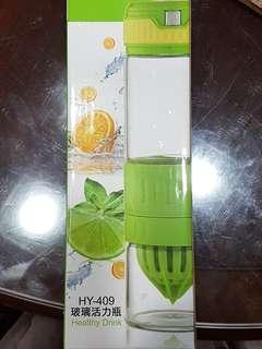 🚚 《全新》玻璃活力瓶