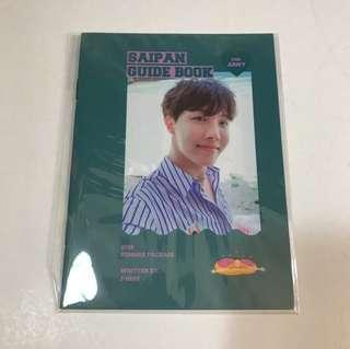 WTB/LF BTS Hoseok Guidebook