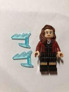 Lego 樂高 76031 marvel super heroes avengers - scarlet witch 女巫