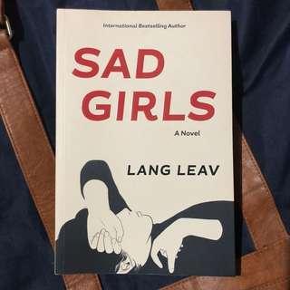 Sad Girls - Lang Leav